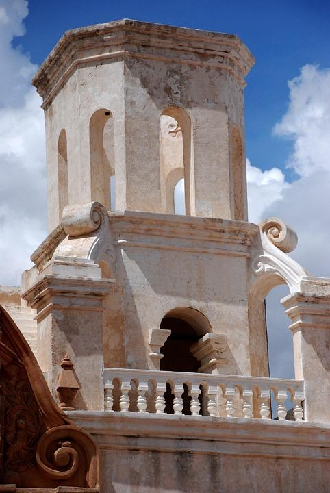Southwest, Architecture, Building, Arizona, Historic