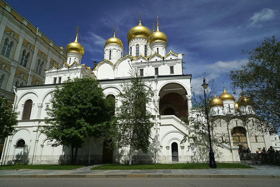 Russia, City, Architecture, The Building, Historical