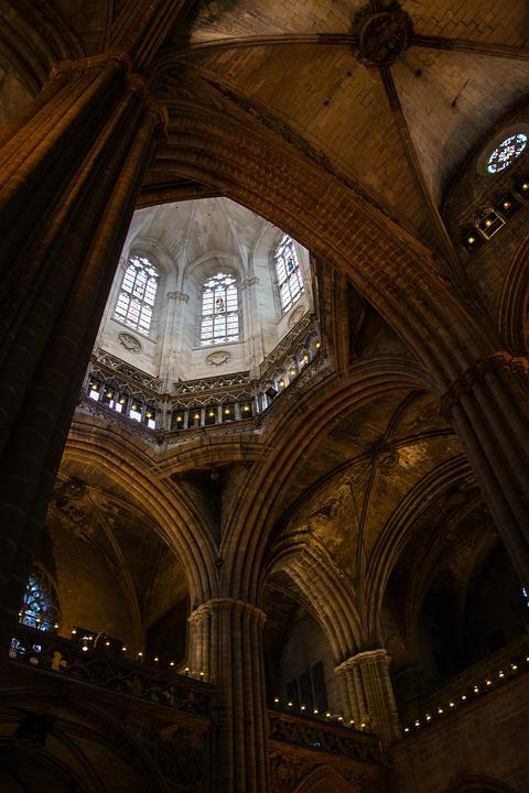 Church, Gothic, Dom, Architecture, Historically