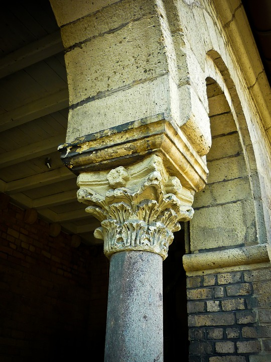 Church, Ornament, Historically, Architecture, Religion