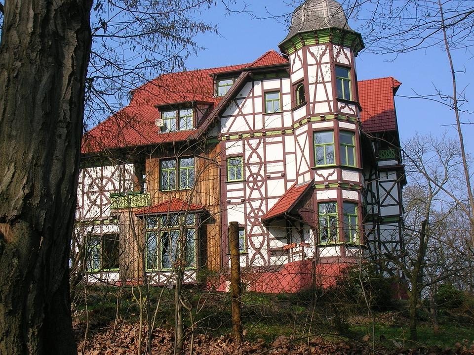 Eisenach, Fachwerkhaus, Home, Architecture
