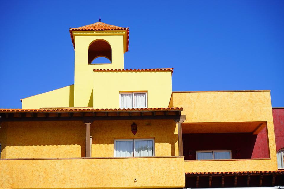 Home, Hotel, Hostel, Architecture, Building