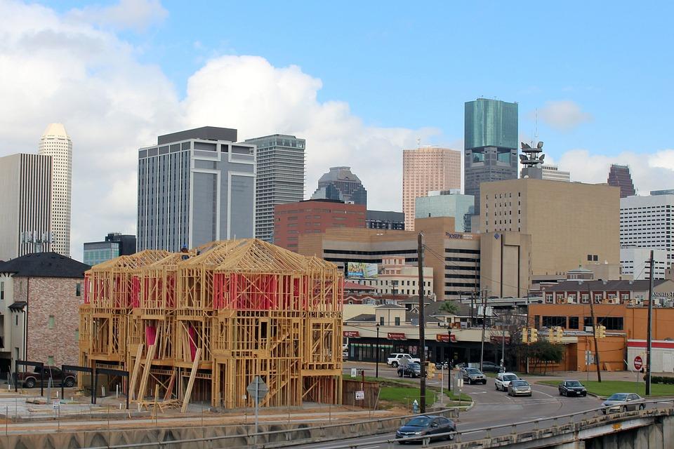 House, Houston, Home, Architecture, Building, Build