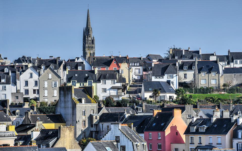 City, Architecture, House, Roofing, Church, Building