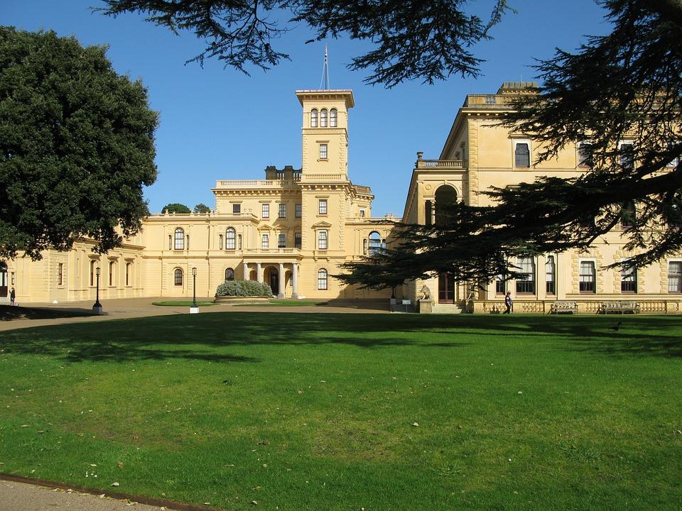 Isle Of Wight, Osborne House, Architecture