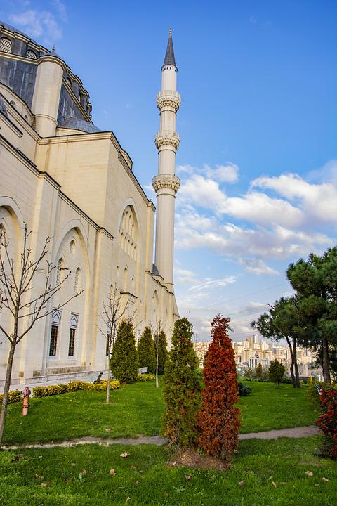 Islam, Cami, Travel, Istanbul, Architecture, City, On