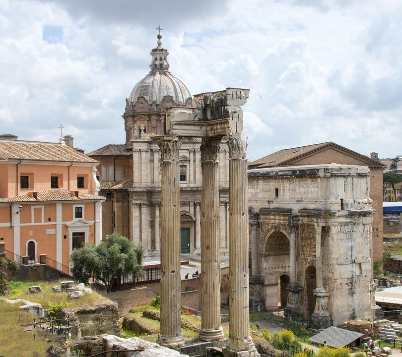 Famous Italian Architecture free photo architecture italy famous italian roma rome - max pixel