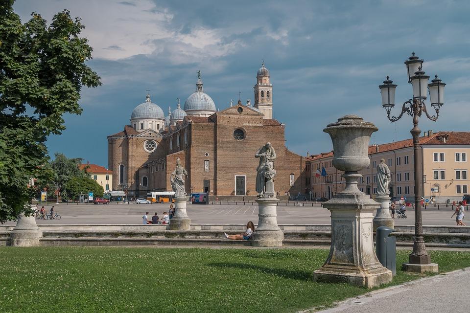 Padua, Church, Architecture, Italy, Basilica, Padova