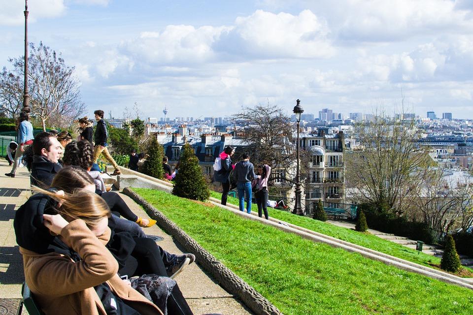 Sacre Crour, Paris, France, Architecture, Landmark