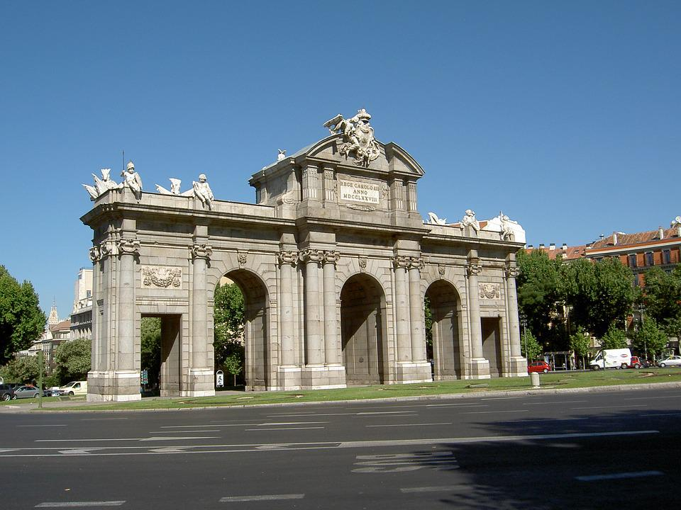 Spain, Architecture, Building, Landmark, Monument