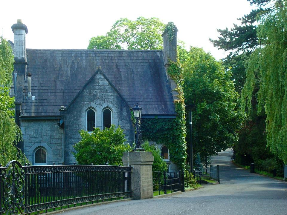 Cork, Ireland, Architecture, University, Landscape