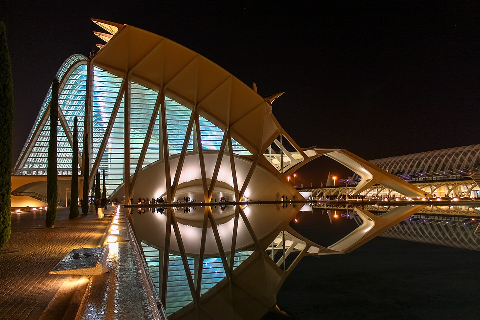 Travel, Bridge, Light, Architecture, Transport, City