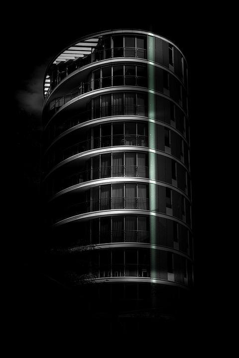 Architecture, Building, Light, Lighting, Reflexes