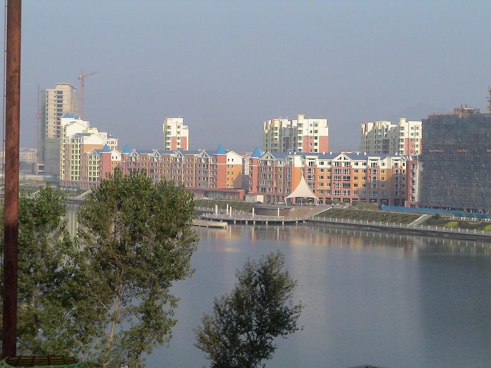 China, Fengcheng, Architecture, Live Modern, Modern