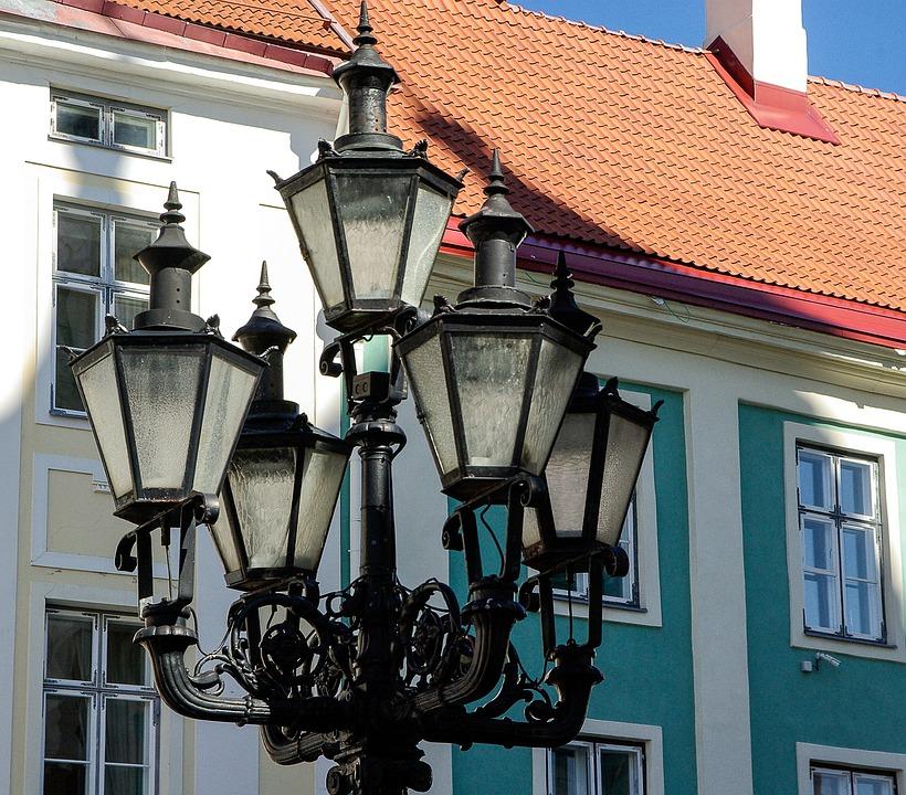 Floor Lamp, Lighting, Luminaire, Architecture