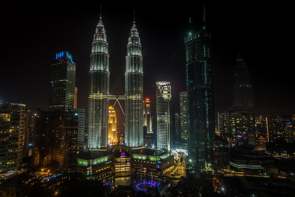 Kong Kuala, Malasia, Asia, Tower, Architecture