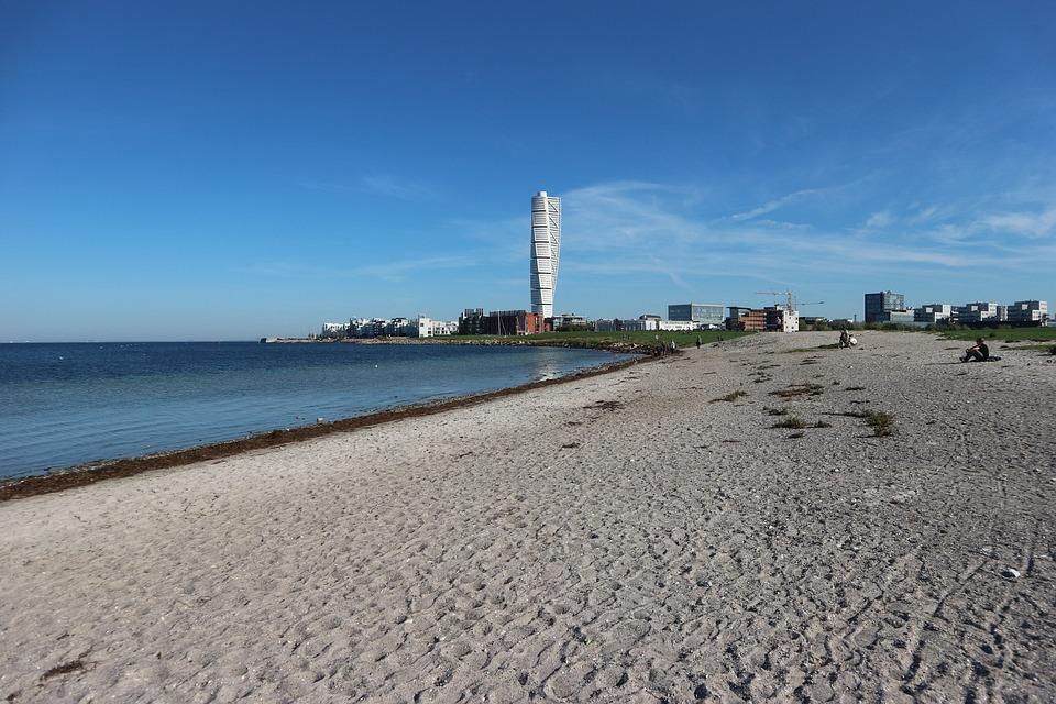 Turning Torso, Malmo, Malmö, Building, Architecture