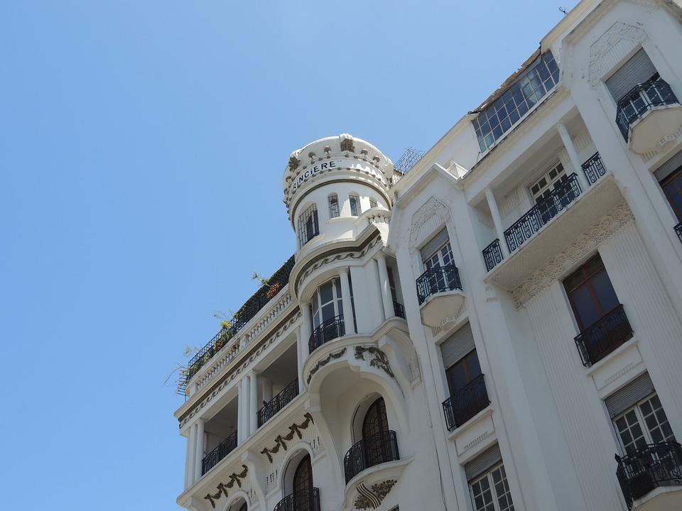 Art Deco, Casablanca, Essentiel, Map, Architecture