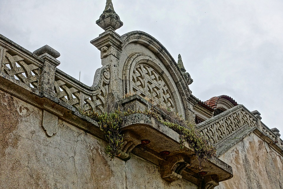 Ornament, Stone, Architecture, Decoration, Medieval