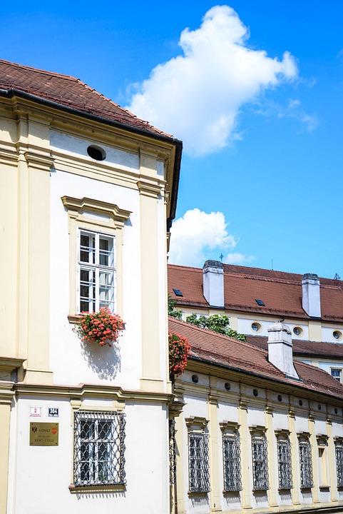 Building, Blue Sky, Architecture, Travel, Modern, Urban
