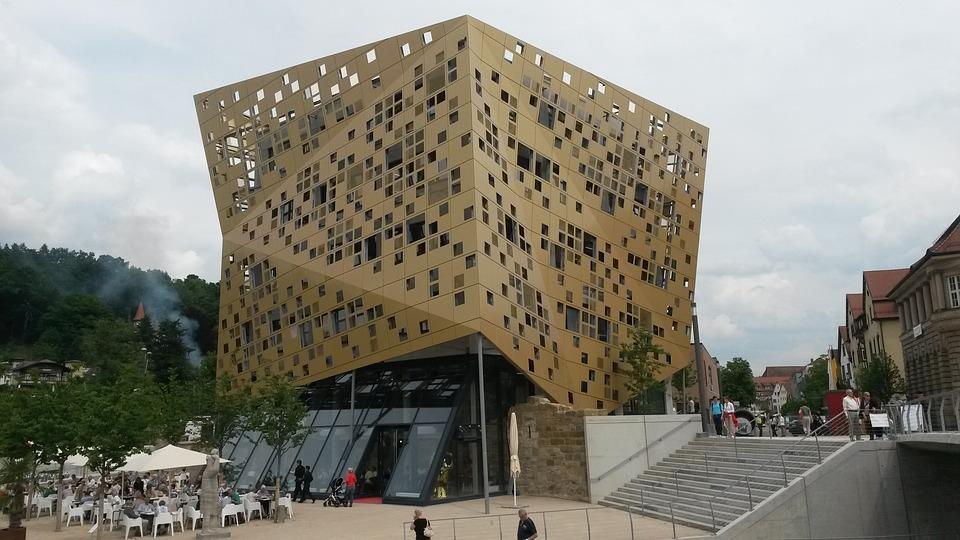 Architecture, State Garden Show, Exhibition, Modern