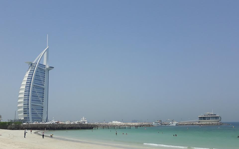 Dubai, Tourism, Landmark, Travel, Architecture, Modern