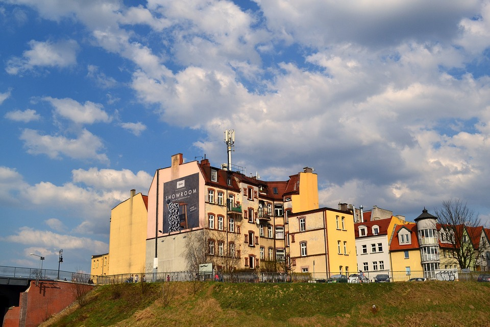 Architecture, Sky, Kamienica, Monument