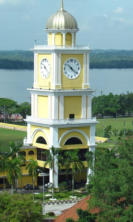 Malaysia, Monument, Asia, Architecture, Tourism