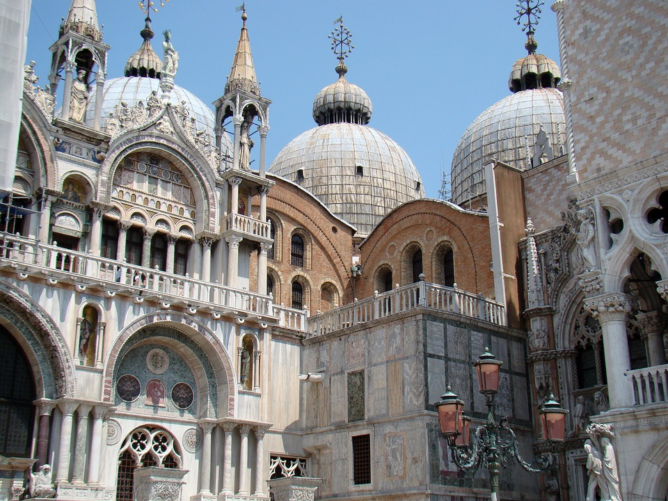 Venice, Monuments, Architecture, Monument, Italy