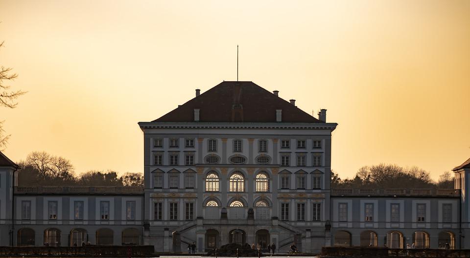 Building, Sunset, Window, Architecture, Dusk, Munich