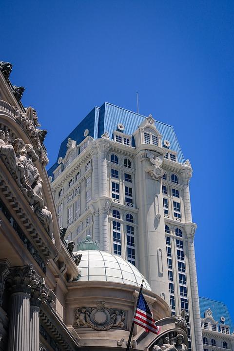 Arquitecture, Las Vegas, Nevada, Usa, Architecture