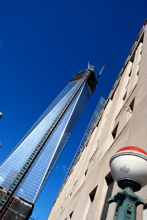Skyscrapers, Tallest Building, New York, Architecture