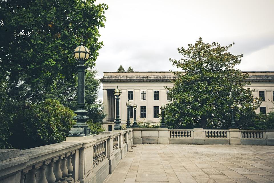 Building, Old, Historic, Landmark, Architecture, Brick