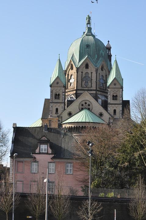 Architecture, Church, Religion, Old, Travel