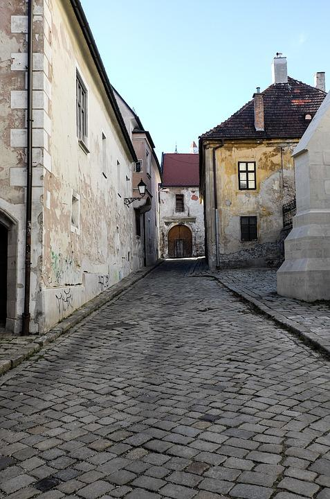 Paving Stone, Patch, Architecture, Road, City, Old