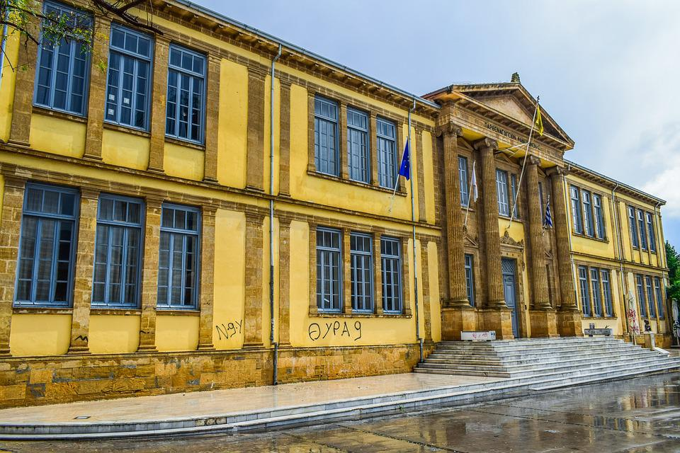 Architecture, Neoclassic, Building, Travel, Old, Facade