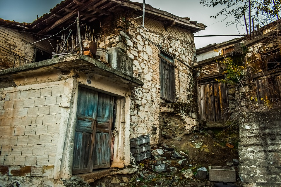 Old House, Abandoned, Old, Dilapidated, Architecture