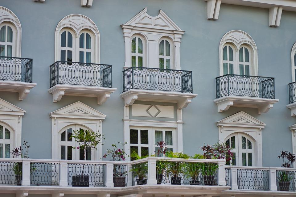 Old Town Panama, Panama, Architecture, Urban, Windows