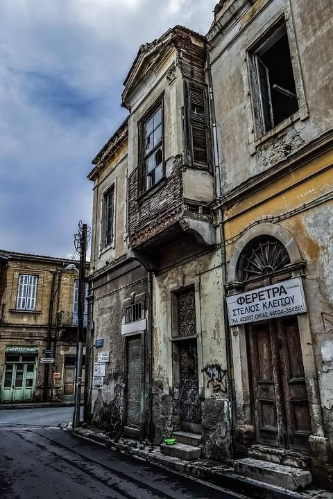 Architecture, Old, Street, Travel, Town, Building, City