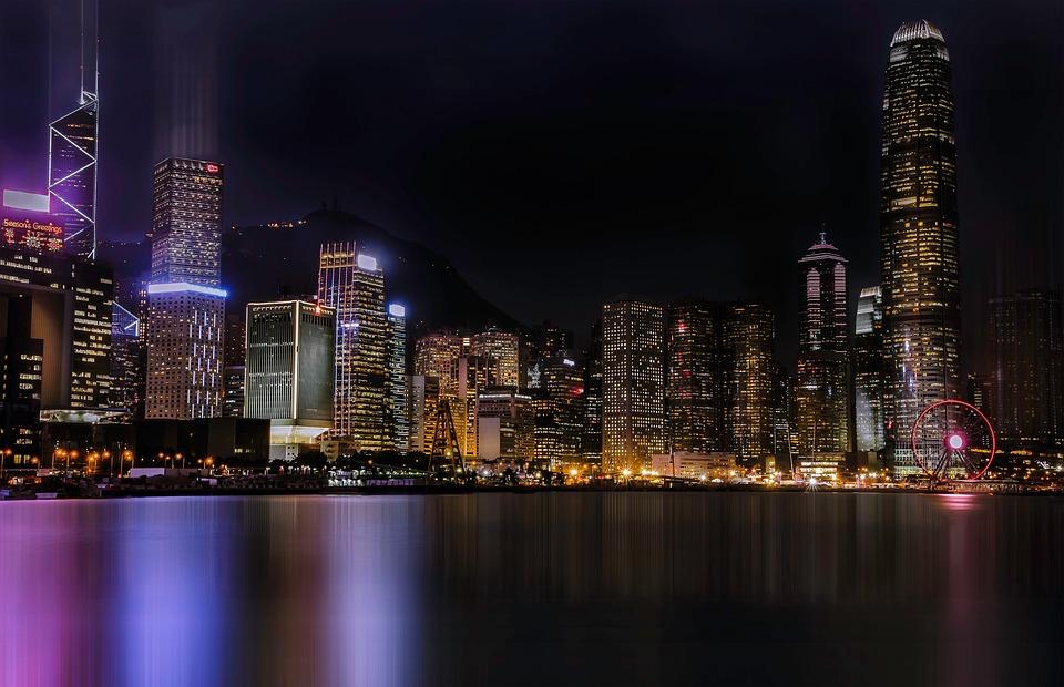 City, Panorama-like, Cityscape, Architecture
