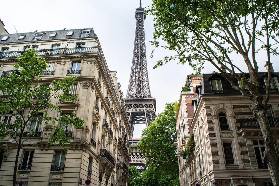 Paris, France, Architecture, Landmark, Eiffel Tower