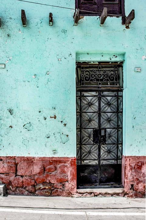 San Jeronimo De Surco, Peru, Architecture, Lime, Sky