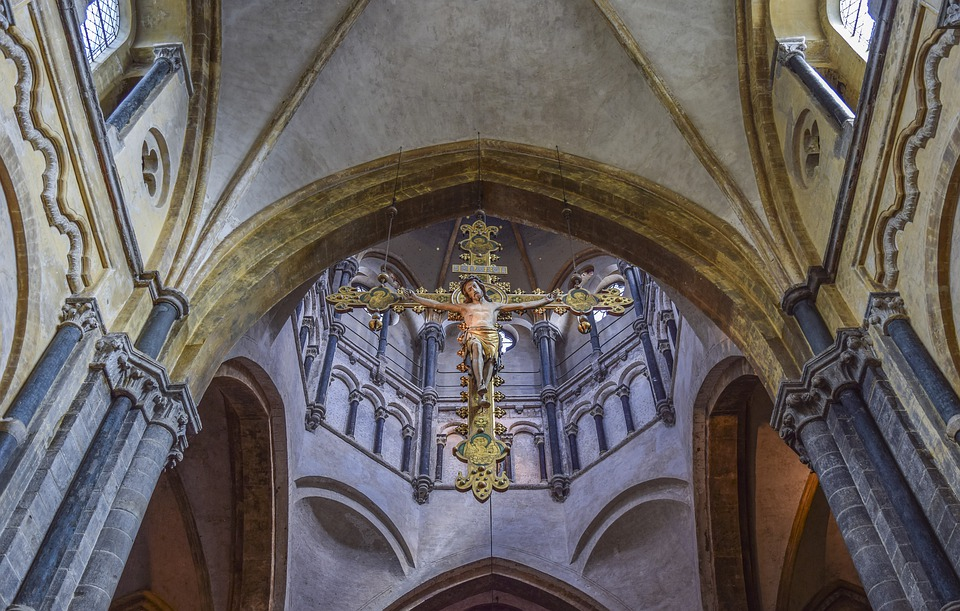 Architecture, Church, Religion, Building, Christianity