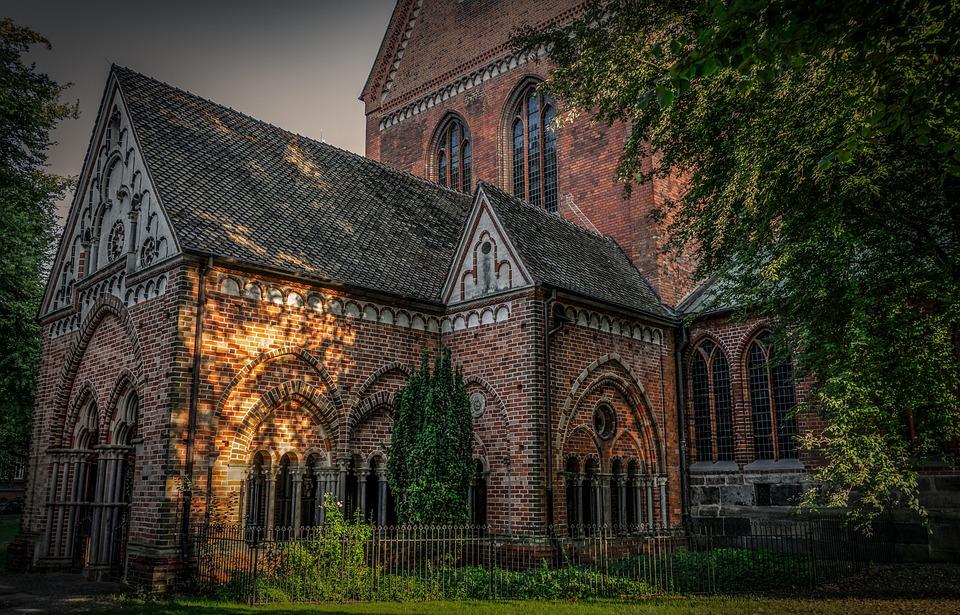 Church, Building, Architecture, Historically, Religion