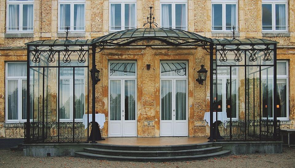 St Gerlach, Chateau, Restaurant, Architecture, Building