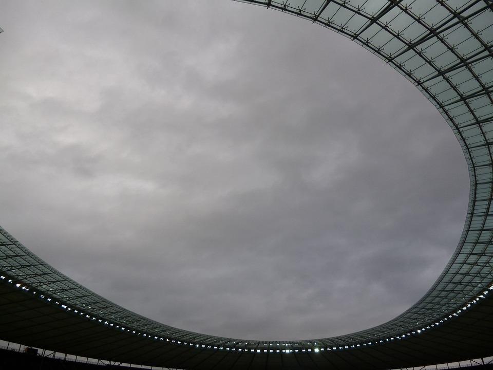 Architecture, Olympic Stadium, Building, Roof