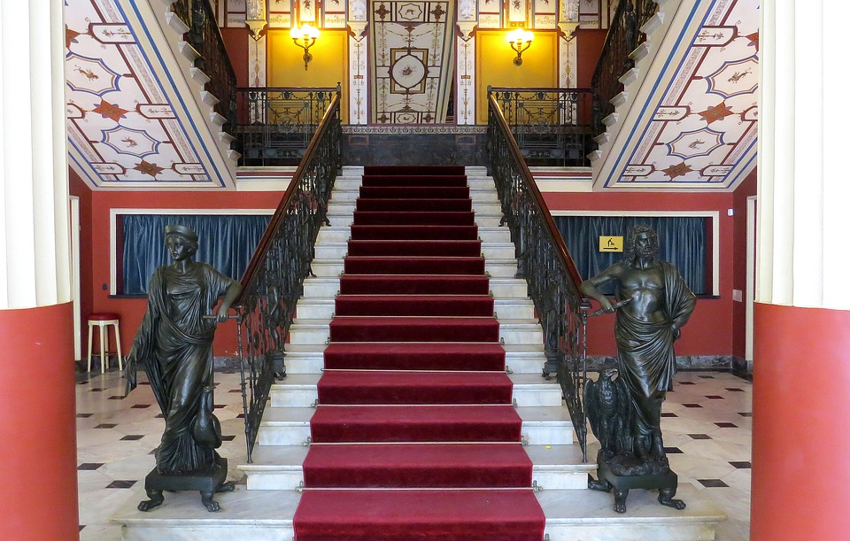 The Palace, Sissi, Achillion, Architecture, The Art Of