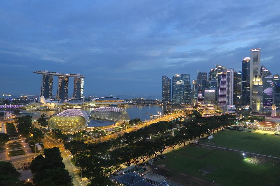 City, Skyline, Architecture, Cityscape, Travel