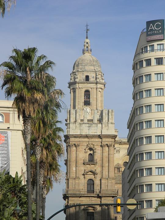 Malaga, Spain, Architecture