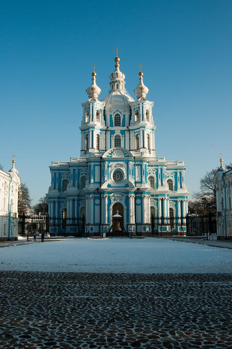 Architecture, Outdoors, Travel, St Petersburg Russia
